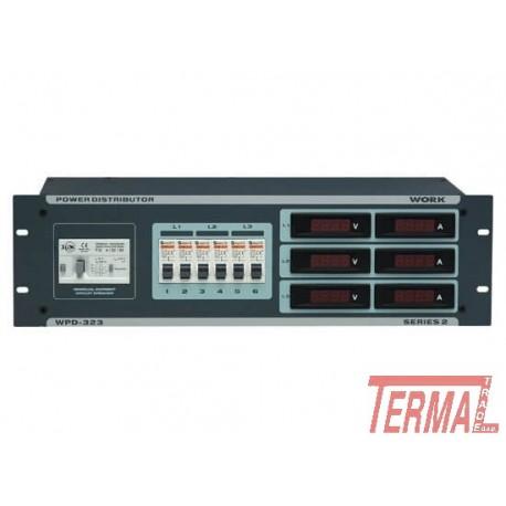 Električna omarica, WPD 323 STUV, Work