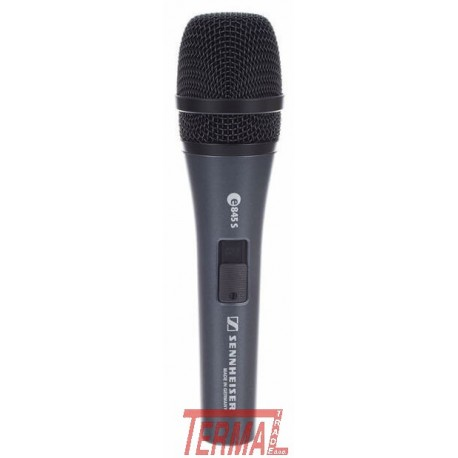 Sennheiser, E 845S, Mikrofon