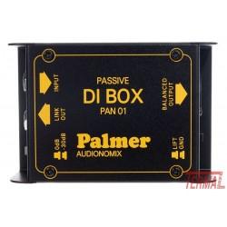 Pasivni DI-Box, Pan 01, Palmer