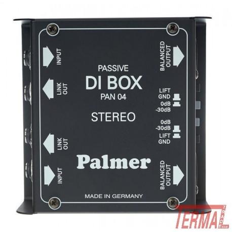 Pasivni Di-Box, Pan 04, Palmer