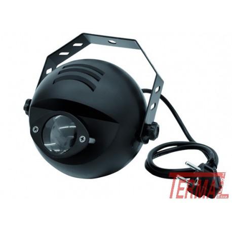 LED Pinspot, PST-9W TCL DMX, EUROLITE