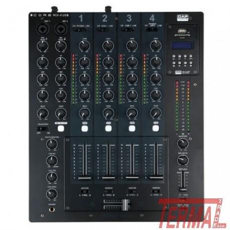 DJ Mixer, CORE MIX 4 USB, DAP Audio