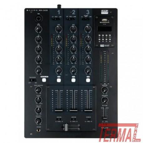 DJ Mixer, CORE MIX 3 USB, DAP Audio