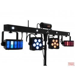 Eurolite, Led KLS Laser Bar PRO FX Light Set