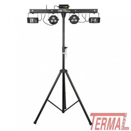 Showtec, QFX, Multi FX Light Set