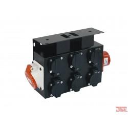 Električni razdelilec, SAB-652X, Eurolite