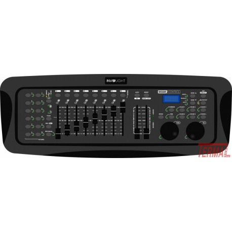 Kontrolni pult DMX, SCANCONTROL, 192 CH Involight