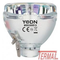 YODN, MSD 300, R15, Reflektorska žarnica