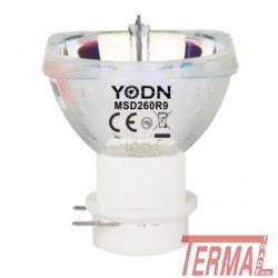 YODN, MSD 260, R9, Reflektorska žarnica