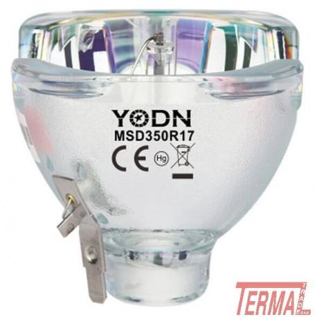 YODN, MSD 350, R17, Reflektorska žarnica