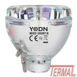 YODN, MSD 380, R18, Reflektorska žarnica