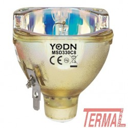 YODN, MSD 330, C8, Reflektorska žarnica