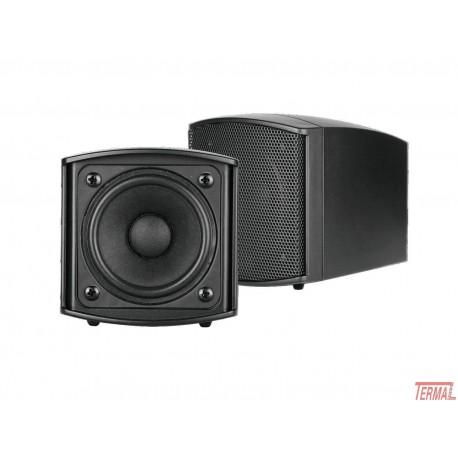 Pasivni zvočnik, OD-2, črni, Omnitronic