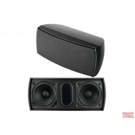 Pasivni zvočnik, OD-22, črni, Omnitronic