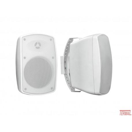 Pasivni zvočnik, OD-6T, beli, IP65, 100V, Omnitronic