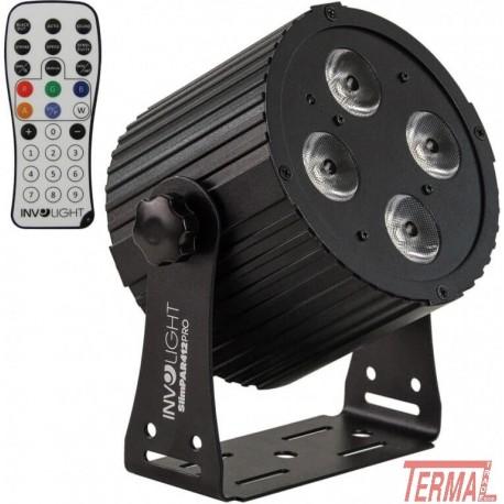 LED PAR, SLIMPAR412 PRO, Involight