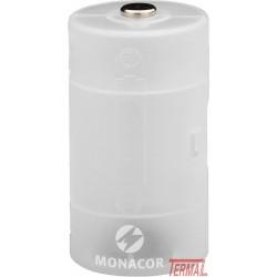 Adapter za baterije, DCA-20D, iz AA na D, Monacor